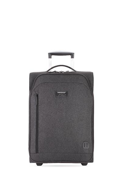 "Swissgear 7651 20"" Getaway Carry On Luggage - Dark Gray"