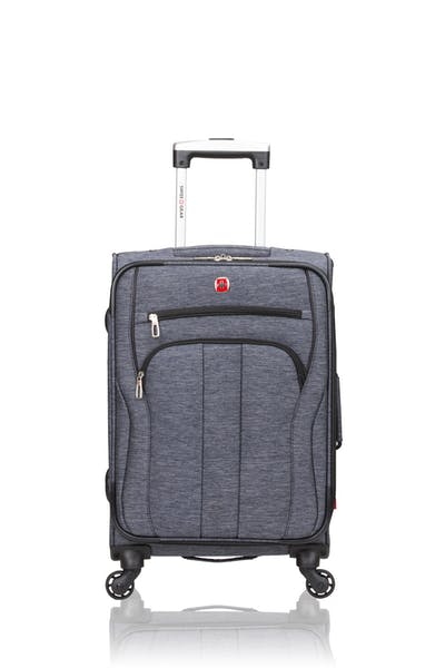 "Swissgear 7732 19"" Softside Expandable Spinner Luggage"