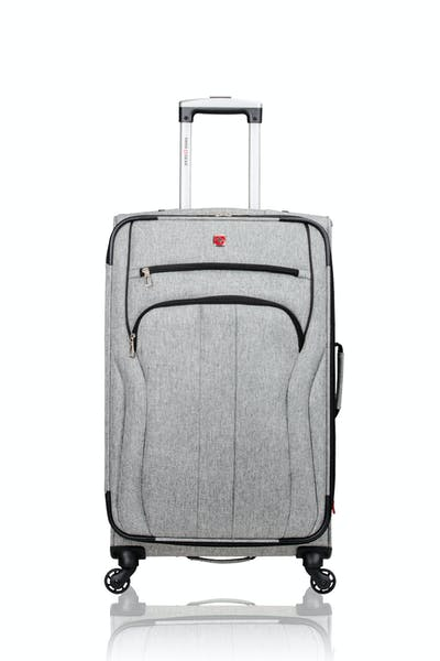 "Swissgear 7732 25"" Softside Expandable Spinner Luggage"
