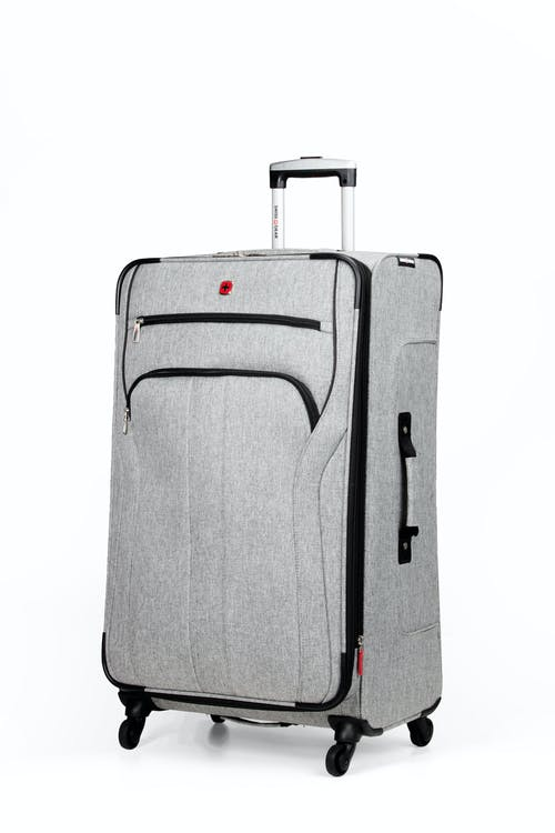 "Swissgear 7732 25"" Expandable Spinner Luggage"