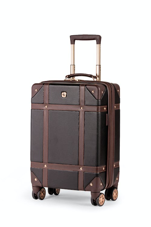 "Swissgear 7739 19"" Trunk Expandable Spinner Luggage"