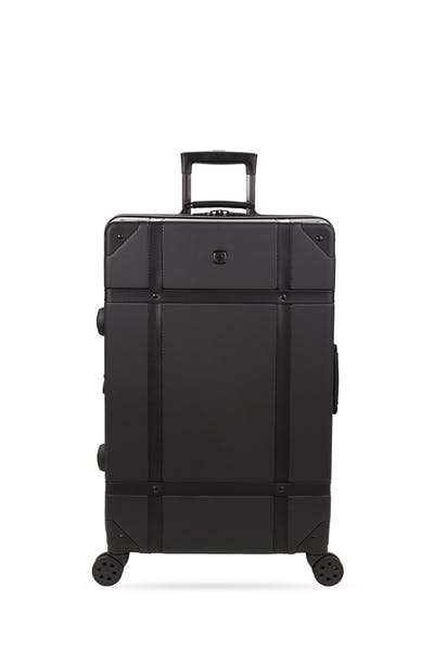 """Swissgear 7739 26"""" Expandable Trunk Spinner Luggage"""