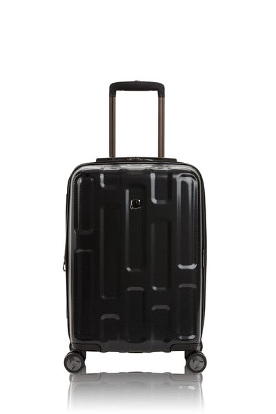 "Swissgear 7796 20"" USB Expandable Carry On Hardside Spinner Luggage"