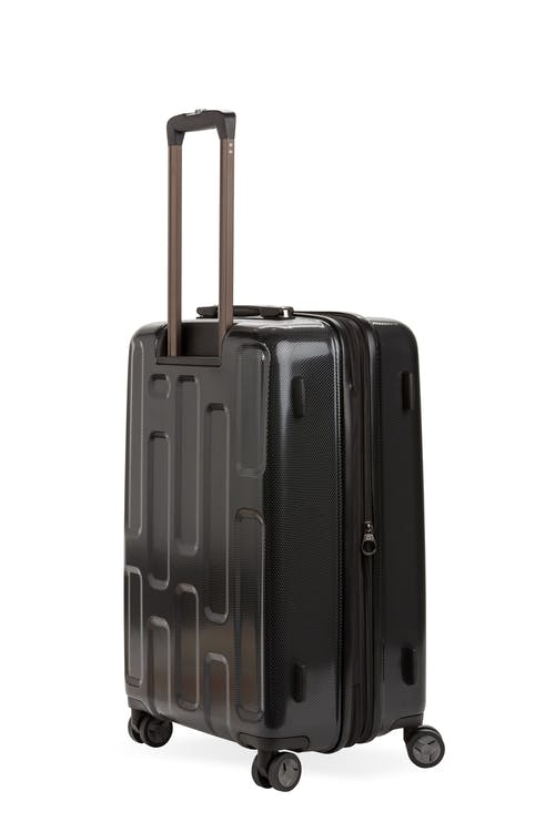 "Swissgear 7796 24"" Expandable Hardside Spinner Luggage Lightweight ABS construction"
