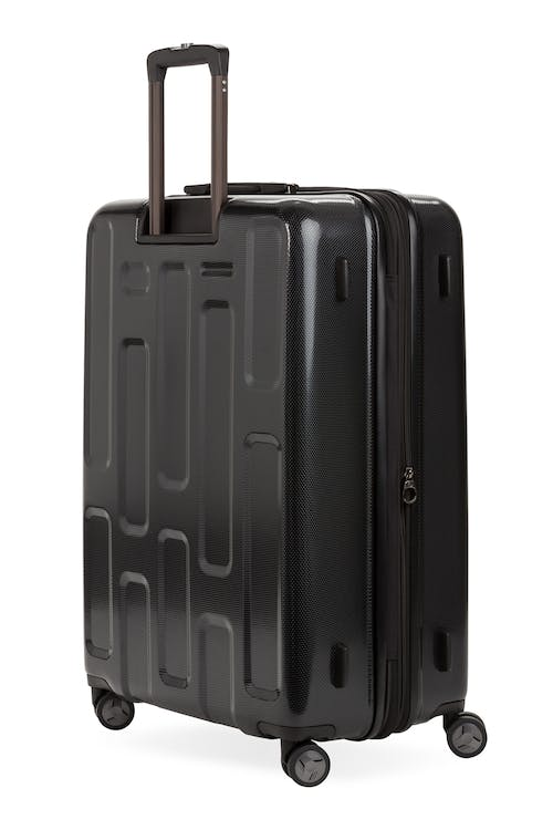 "Swissgear 7796 28"" Expandable Hardside Spinner Luggage Lightweight ABS construction"