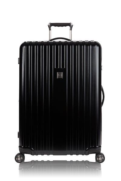 "Swissgear 7910 27"" Expandable Hardside Spinner Luggage - Black"