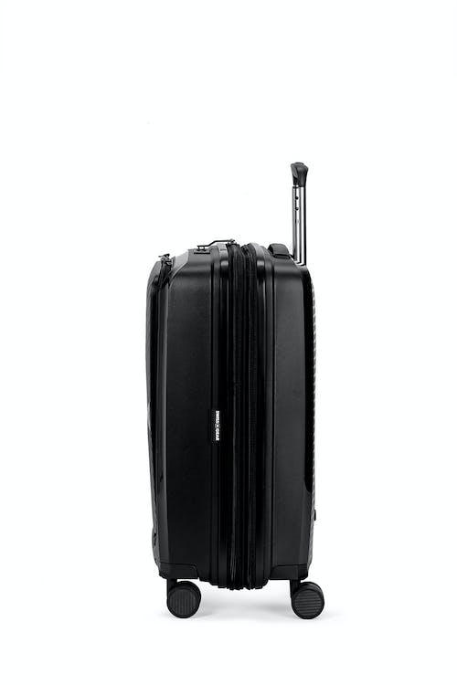 "Swissgear 8836 20"" Expandable Hardside Spinner Luggage Expands for additional packing space"