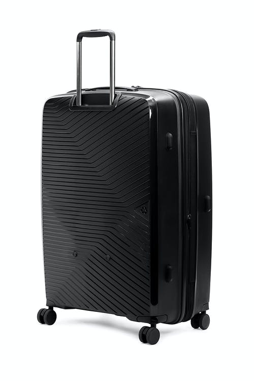 "Swissgear 8836 28"" Expandable Hardside Spinner Luggage backside"