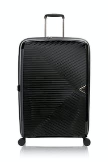 "Swissgear 8836 28"" Expandable Hardside Spinner Luggage - Black"
