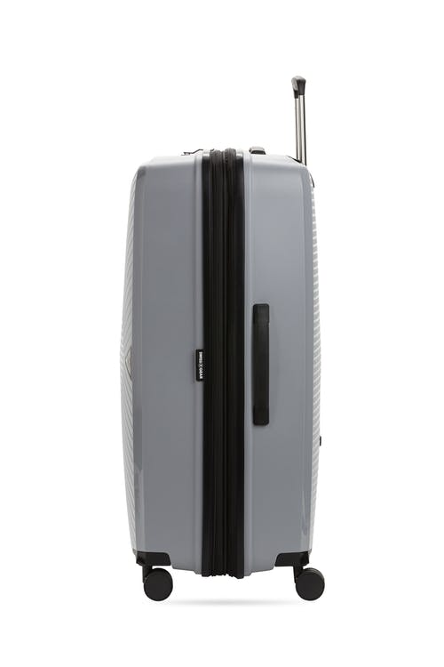 """Swissgear 8836 28"""" Geneva Expandable Hardside Spinner Luggage Expands for additional packing space"""