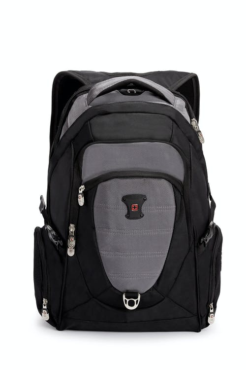 Swissgear 9275 Laptop Backpack Front zippered pocket