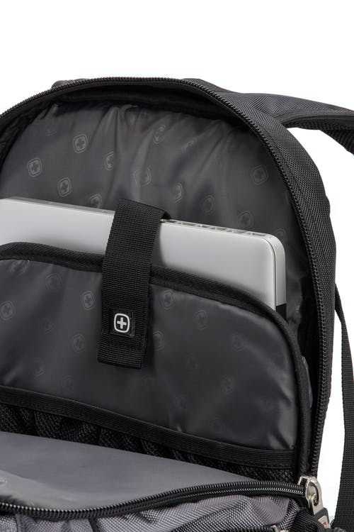"""SWISSGEAR 9275 Laptop Backpack 15"""" padded laptop sleeve"""