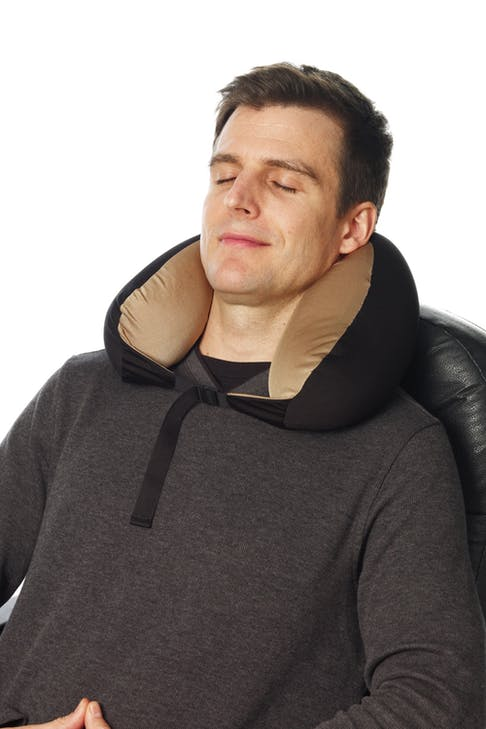 SWISSGEAR CONVERTIBLE TRAVEL PILLOW SOFT, FLEXIBLE DESIGN
