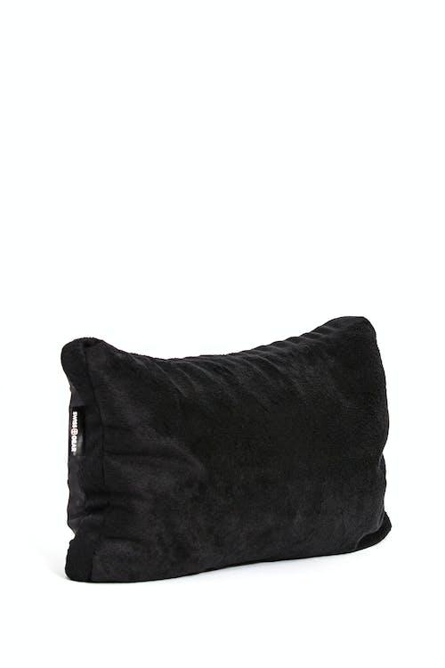 SWISSGEAR Lumbar Travel Pillow - Black