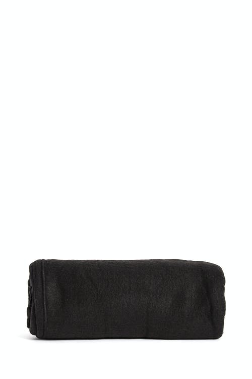 SWISSGEAR Travel Blanket - Black