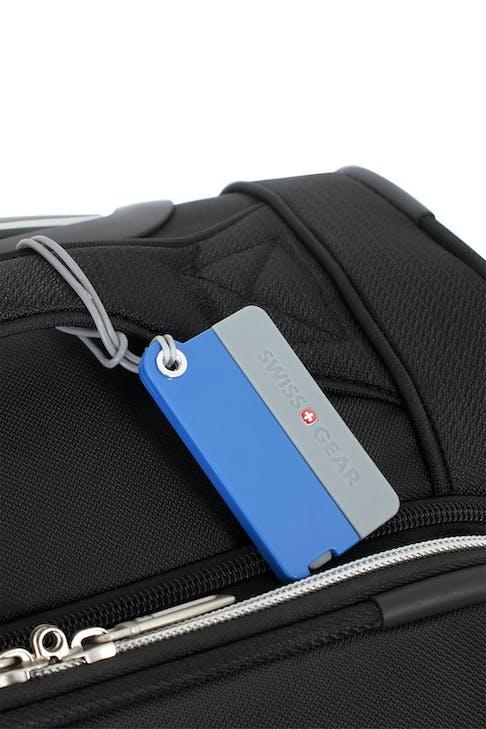 SWISSGEAR Luggage Tag Twin Pack - Blue