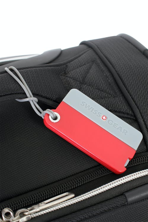 SWISSGEAR Luggage Tag Twin Pack - Red