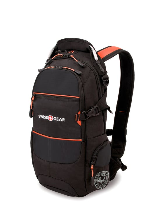SWISSGEAR 1651 CITY PACK BACKPACK - ORANGE