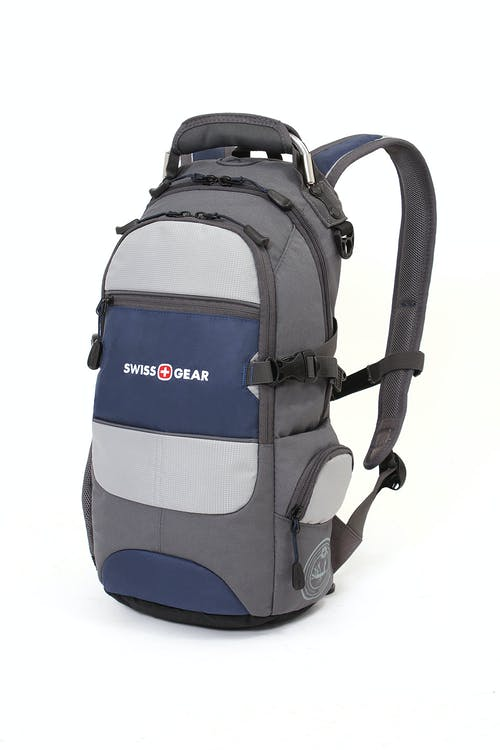 SWISSGEAR 1651 City Pack Backpack - Blue Grey