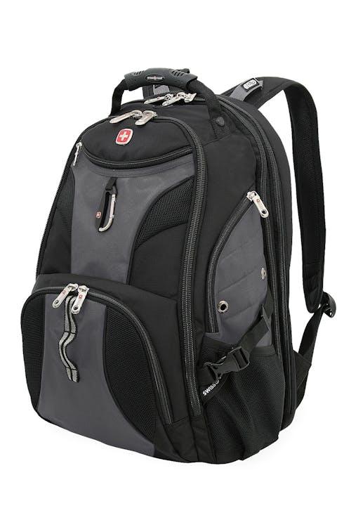 Swissgear 1900 ScanSmart Laptop Backpack - Gray