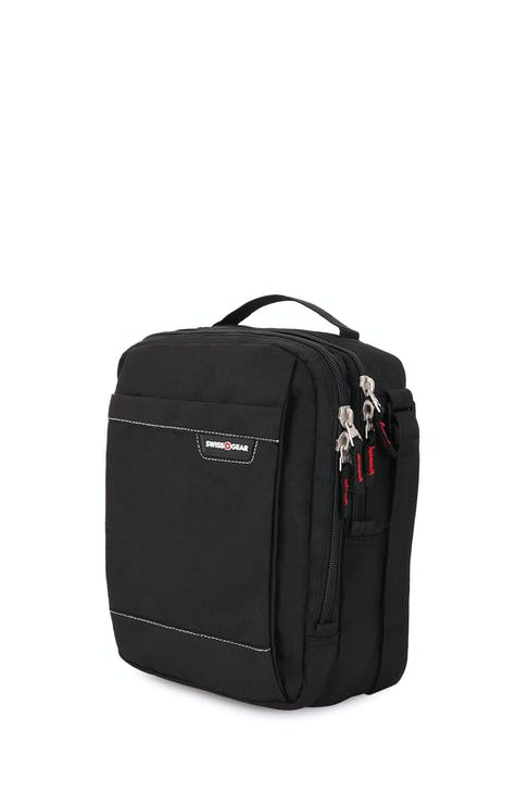 SWISSGEAR 2310 Vertical Boarding Bag with iPad Sleeve Top loop handle