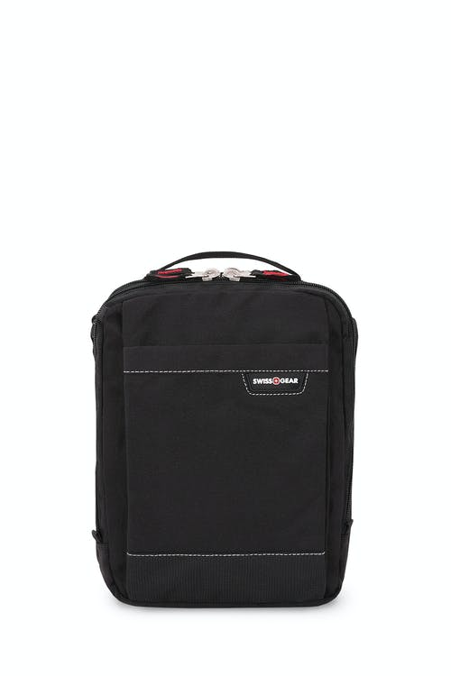 SWISSGEAR 2310 Vertical Boarding Bag with iPad Sleeve Quick-access, front slip pocket