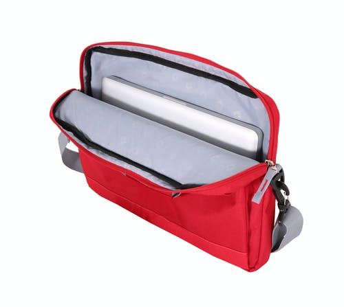 SWISSGEAR 2310 PADDED LAPTOP SLEEVE PADDED ZIPPERED MAIN COMPARTMENT