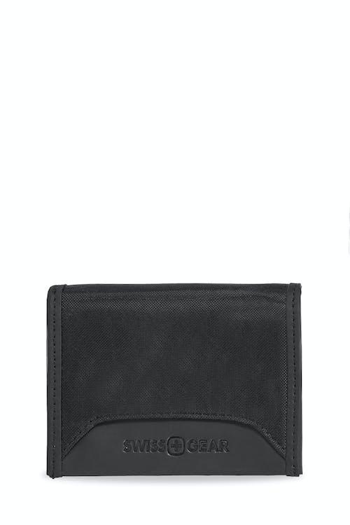Swissgear Expandable Wallet - Black