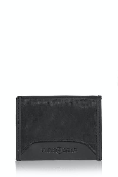 Swissgear Expandable Wallet - Black