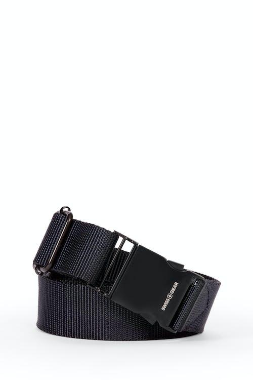 Swissgear Adjustable Webbing Belt - Navy
