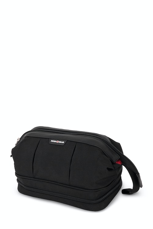 Swissgear 2612 Dopp Kit - Black Cod