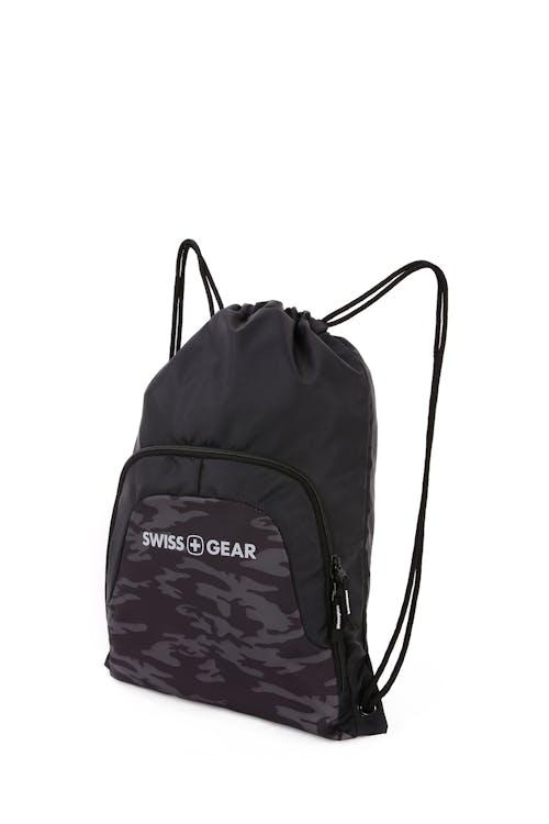 Swissgear 2615 Sports Bag Black Cod Camo