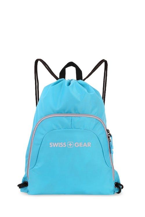 Swissgear 2615 Cinch Sack  Hidden side pocket
