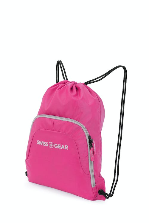Swissgear 2615 Cinch Sack - Pink Base