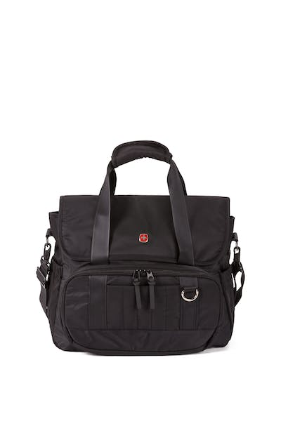 Swissgear Diaper Tote Bag - Black