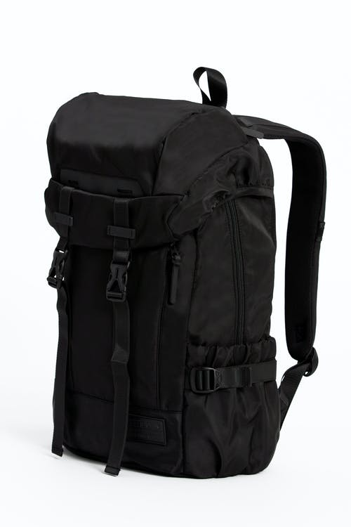 Swissgear 2703 Laptop Backpack - Black