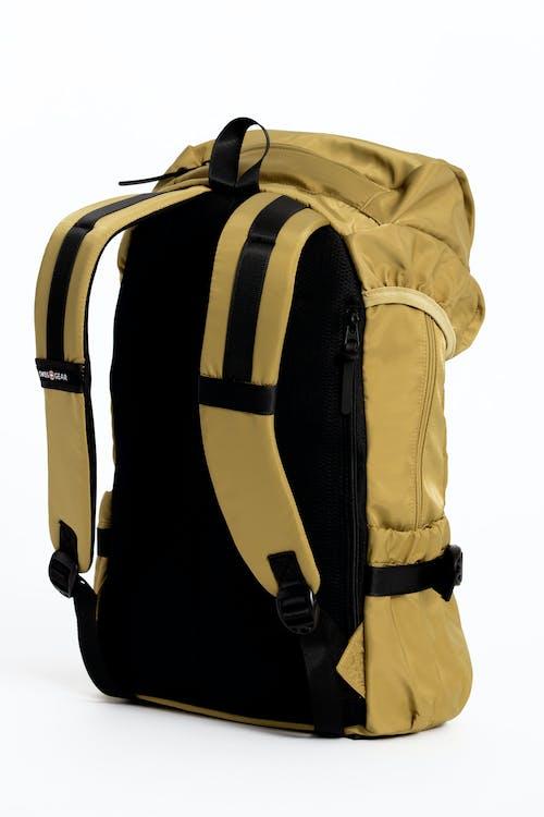 Swissgear 2703 Laptop Backpack Ergonomically contoured shoulder straps