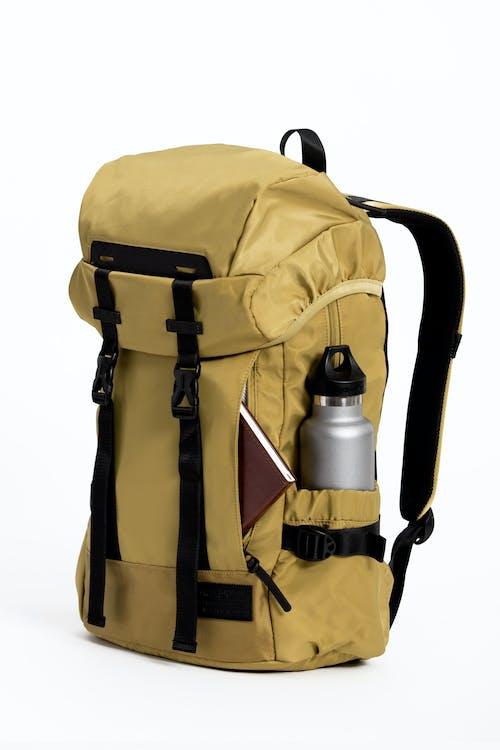 Swissgear 2703 Laptop Backpack Two side cinched water bottle pockets