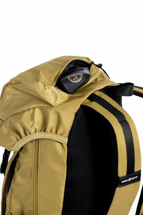 Swissgear 2703 Laptop Backpack Top zippered pocket