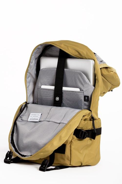 Swissgear 2703 Laptop Backpack Internal padded tablet pocket