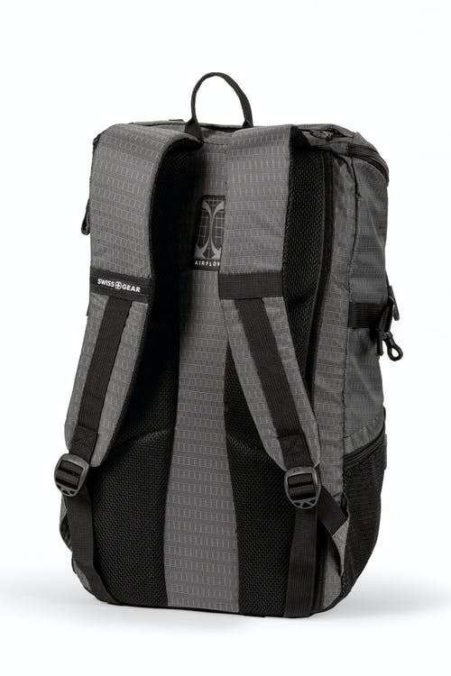 Swissgear 2710 Laptop backpack Ergonomically contoured, padded shoulder straps