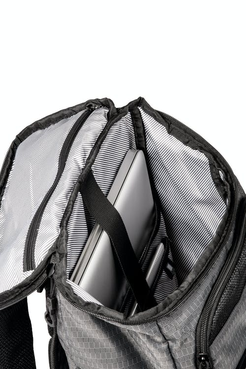 SWISSGEAR 2710 Laptop backpack Large main compartment