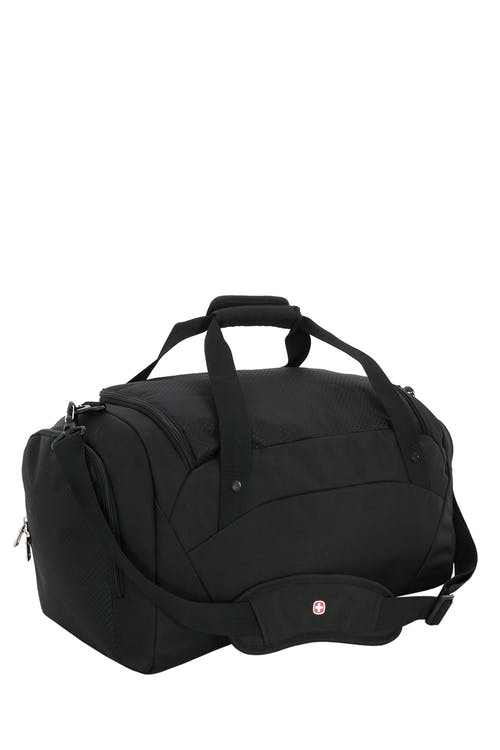 SWISSGEAR 1900 Duffel Padded, detachable shoulder strap