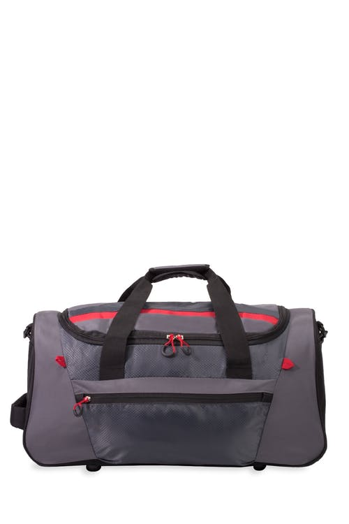 "SWISSGEAR 3053 24"" Soft Duffel  Padded shoulder straps"