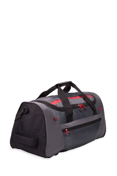 "SWISSGEAR 3053 24"" Soft Duffel Convenient carry handles"
