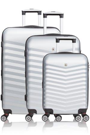 SWISSGEAR 3230 Expandable Hardside Luggage 3pc set