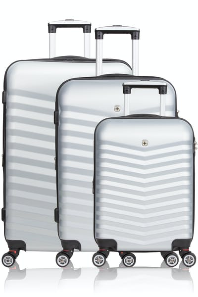 SWISSGEAR 3230 Expandable Hardside Luggage 3pc set