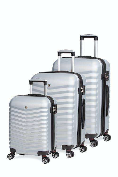 Swissgear 3230 Expandable 3pc Hardside Luggage set