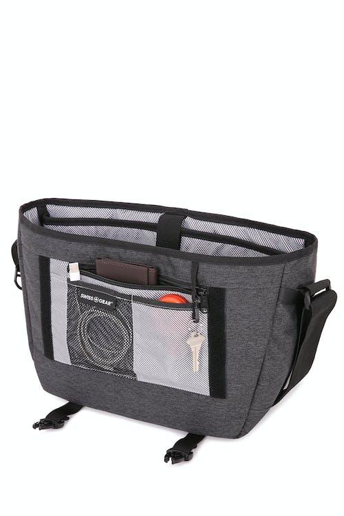 Swissgear 5302 Getaway Messenger Bag - Organizer panel