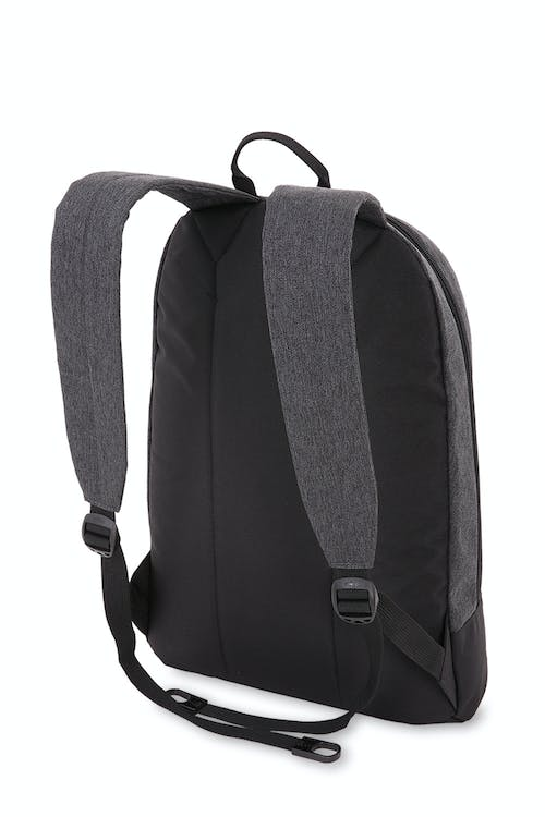 ... Laptop Backpack - Heather Gray. Swissgear 5319 Getaway Daypack - Padded  shoulder straps d44daed493329
